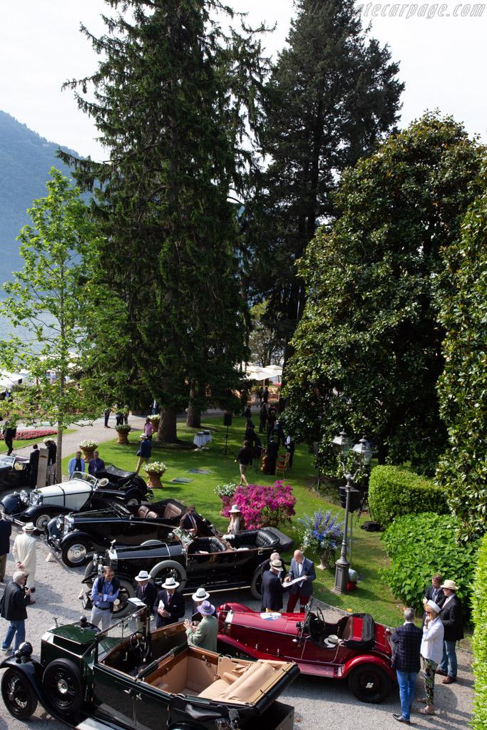 Welcome to Villa d'Este   - 2019 Concorso d'Eleganza Villa d'Este