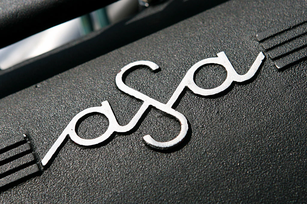 ASA 1000 GT Bertone Coupe - Chassis: 01180   - 2006 Concorso d'Eleganza Villa d'Este