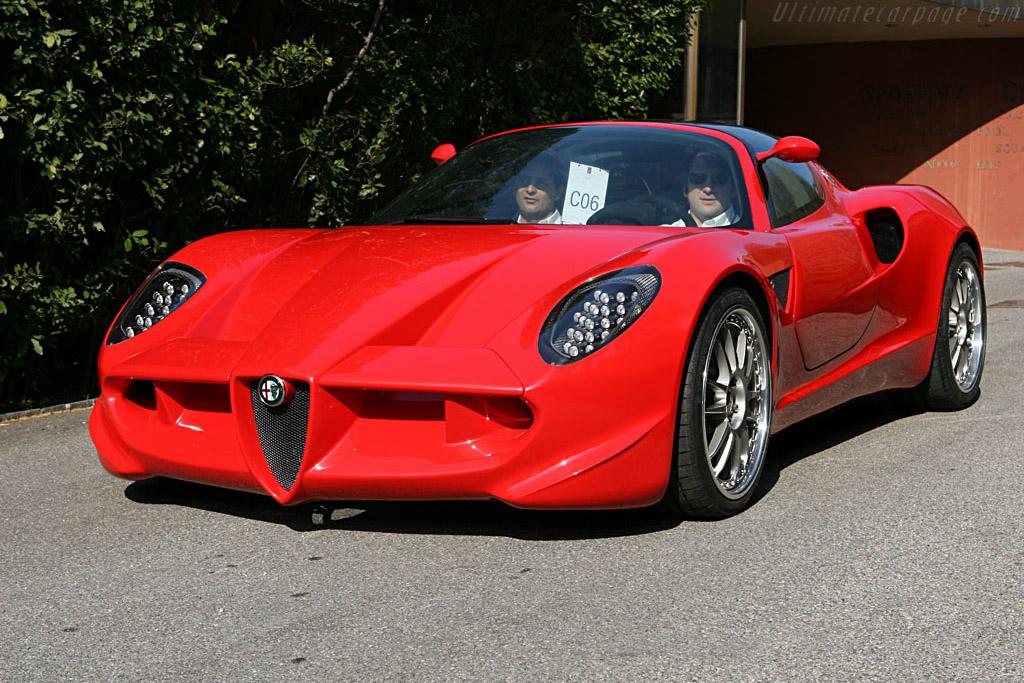 Alfa Romeo Diva Concept    - 2006 Concorso d'Eleganza Villa d'Este