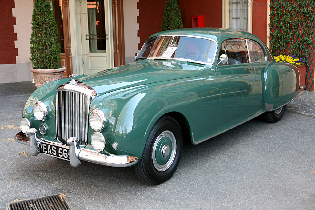 Bentley R-Type Continental - Chassis: BC50LC   - 2006 Concorso d'Eleganza Villa d'Este