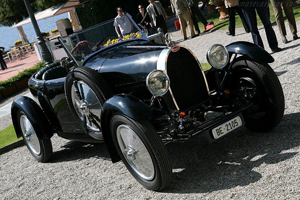 Bugatti Type 40A Grand Sport    - 2006 Concorso d'Eleganza Villa d'Este