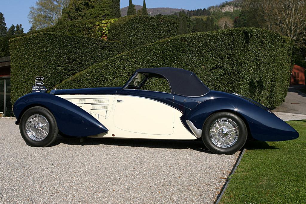 Bugatti Type 57 C Aravis Cabriolet - Chassis: 57768   - 2006 Concorso d'Eleganza Villa d'Este