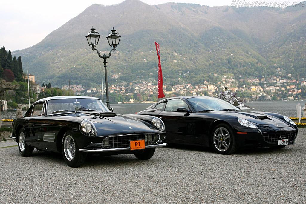Ferrari 410 SuperAmerica Series 3 - Chassis: 1449SA   - 2006 Concorso d'Eleganza Villa d'Este