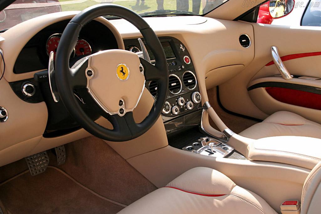 Ferrari GG50 Concept    - 2006 Concorso d'Eleganza Villa d'Este