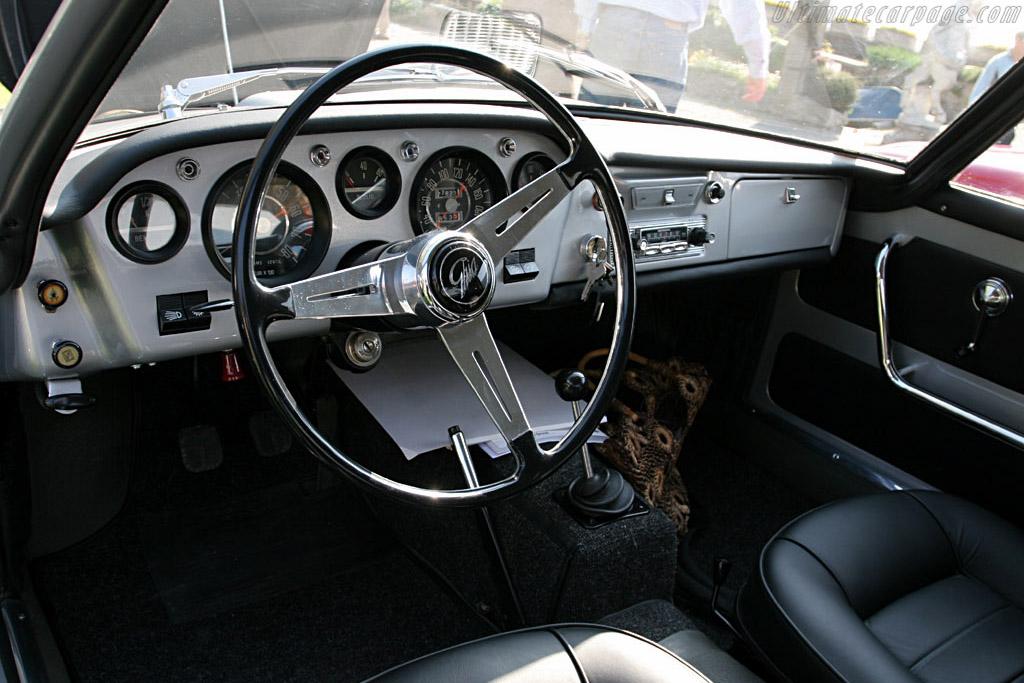 Ghia 1500 GT    - 2006 Concorso d'Eleganza Villa d'Este