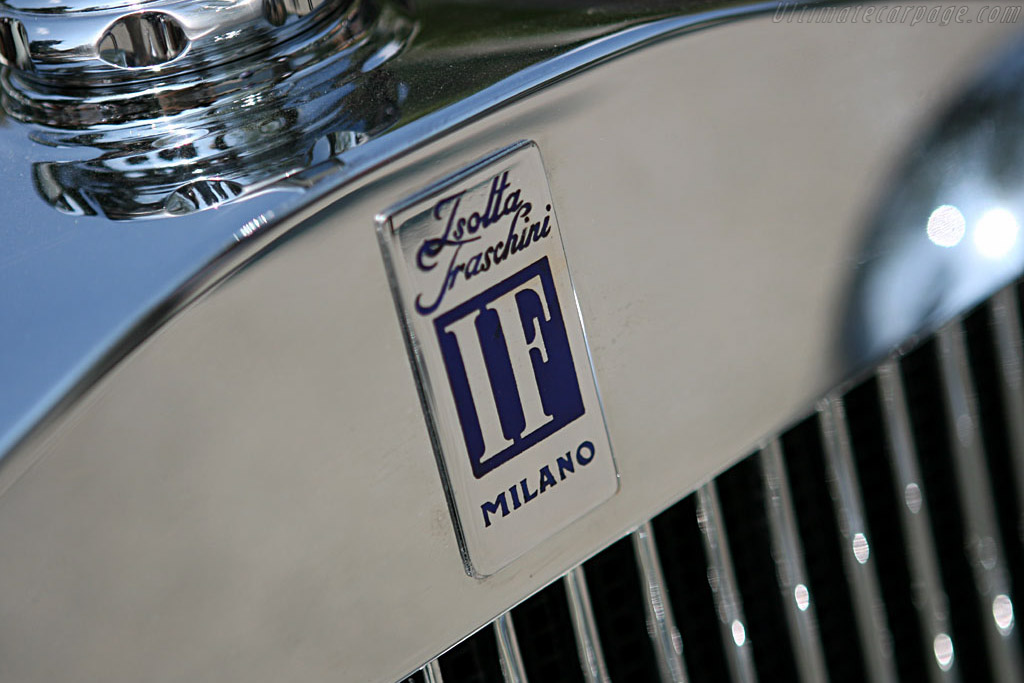 Isotta Fraschini 8A SS Castagna Torpedo Sport - Chassis: 1651   - 2006 Concorso d'Eleganza Villa d'Este