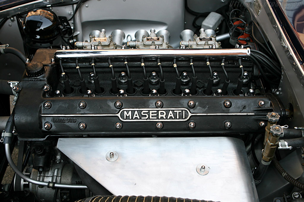Maserati A6G 2000 Zagato Coupe - Chassis: 2106   - 2006 Concorso d'Eleganza Villa d'Este