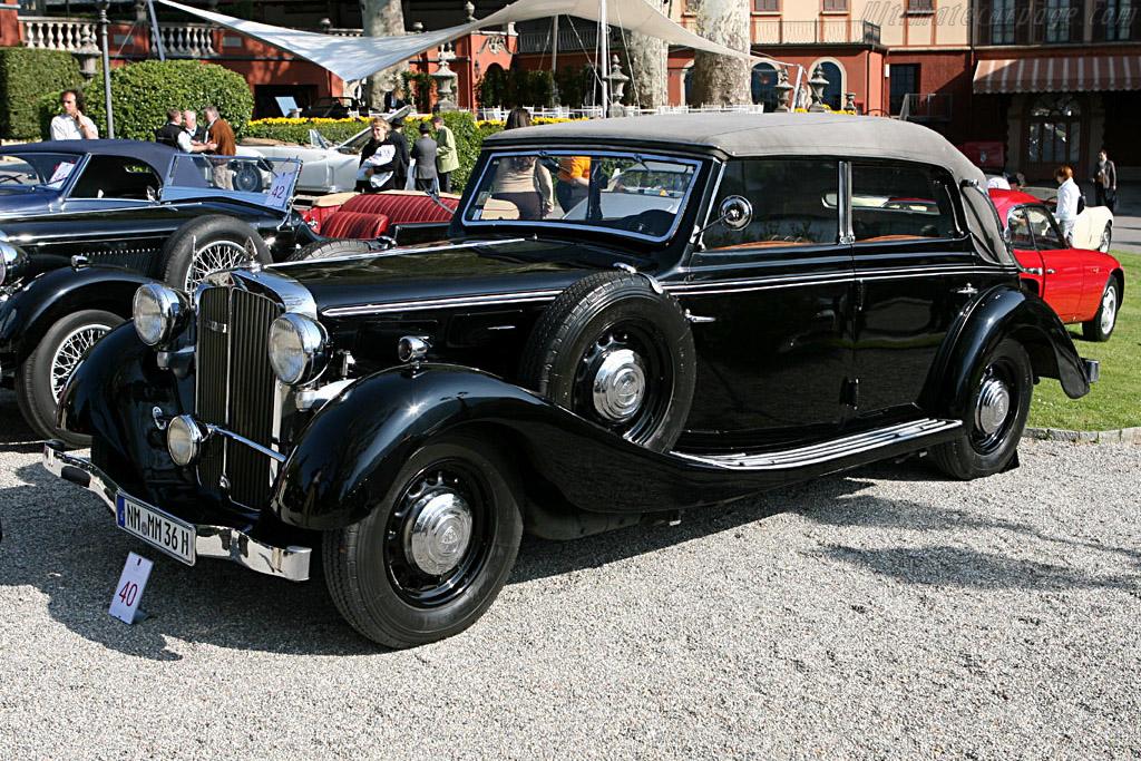Maybach SW38 Spohn Cabriolet    - 2006 Concorso d'Eleganza Villa d'Este