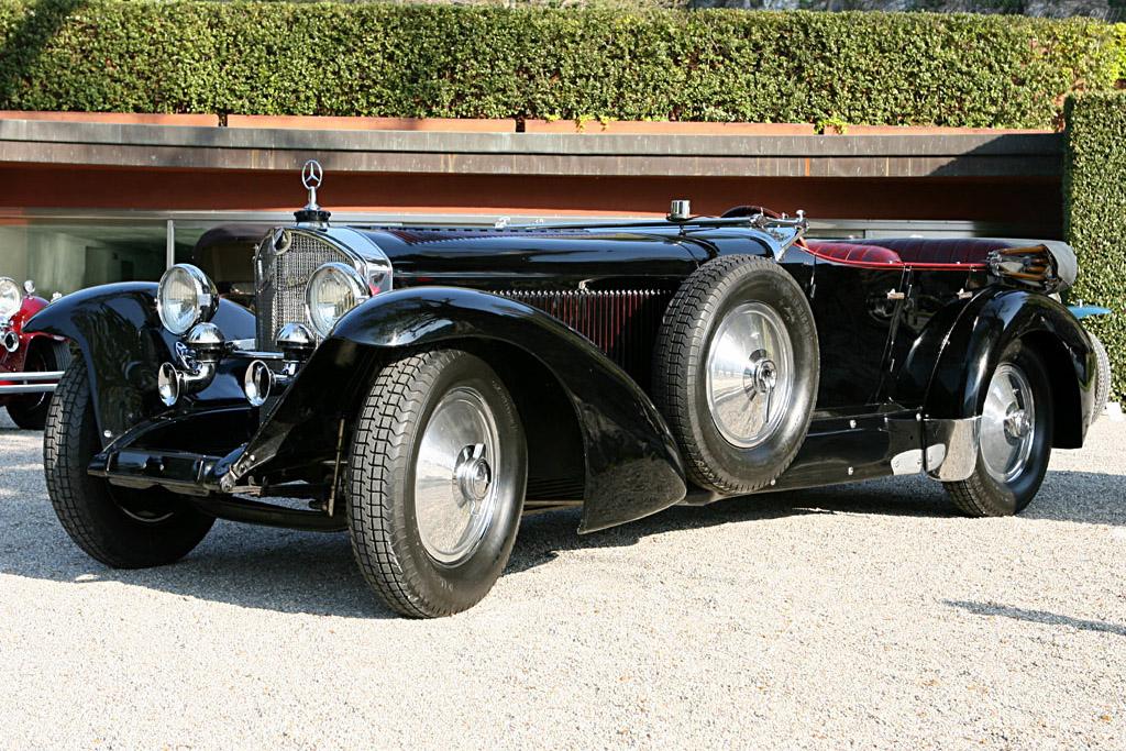 Mercedes-Benz 700 SS Fernandez & Darrin Torpedo - Chassis: 36223  - 2006 Concorso d'Eleganza Villa d'Este