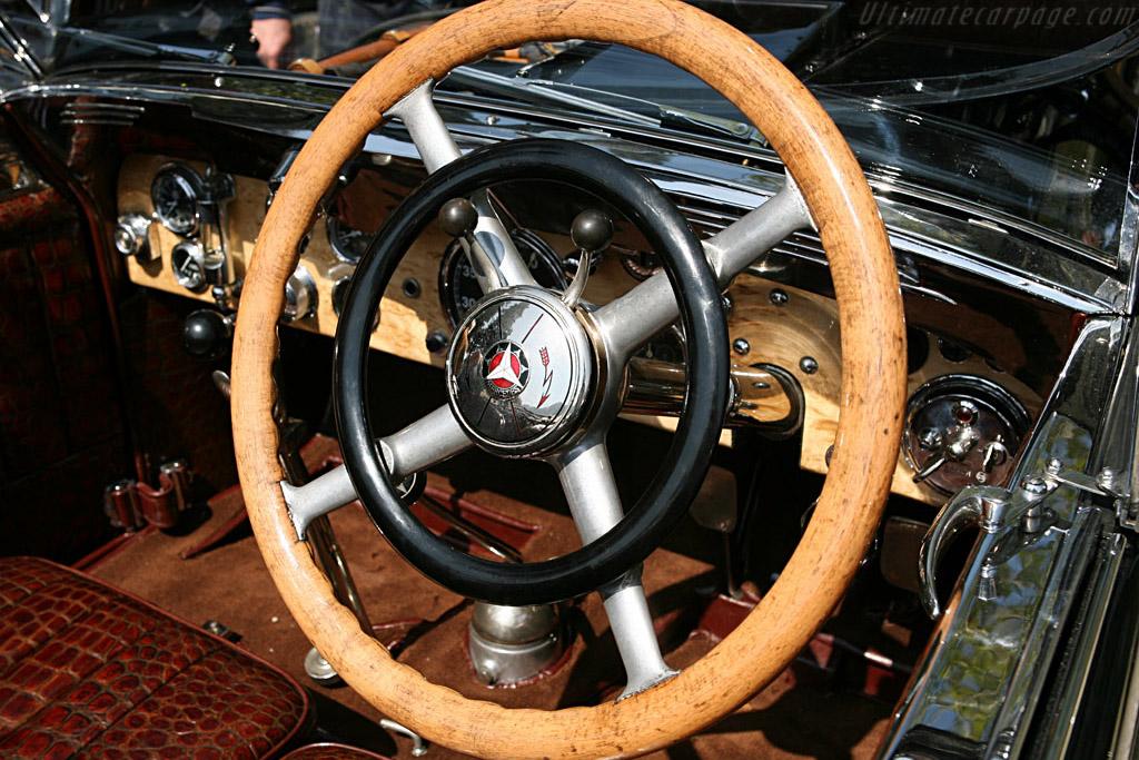 Mercedes-Benz 710 SS Thrupp & Maberly Cabriolet A    - 2006 Concorso d'Eleganza Villa d'Este