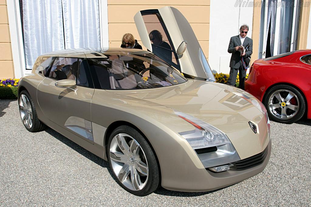 Renault Altica Concept    - 2006 Concorso d'Eleganza Villa d'Este