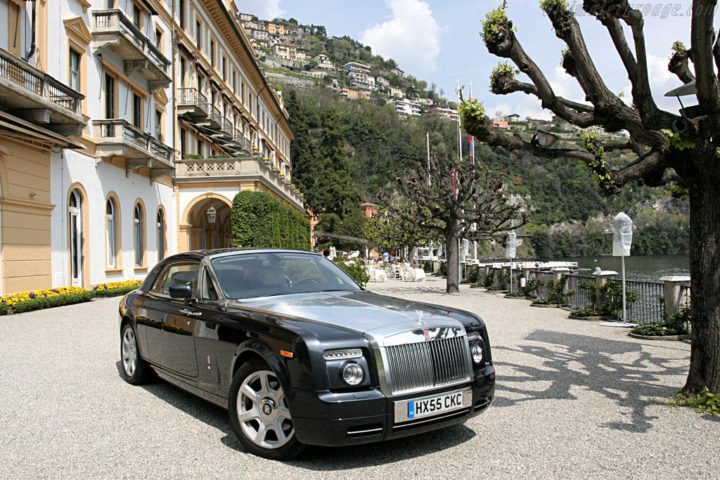 Rolls-Royce EX101 Concept    - 2006 Concorso d'Eleganza Villa d'Este