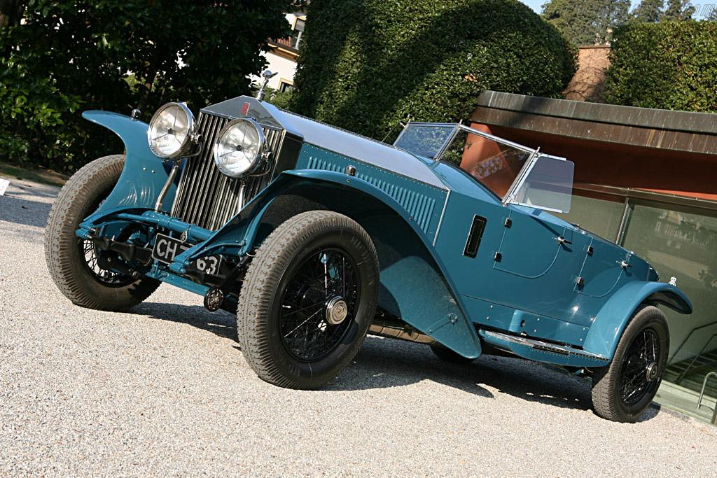 Rolls-Royce Phantom I 17EX - Chassis: 17EX   - 2006 Concorso d'Eleganza Villa d'Este