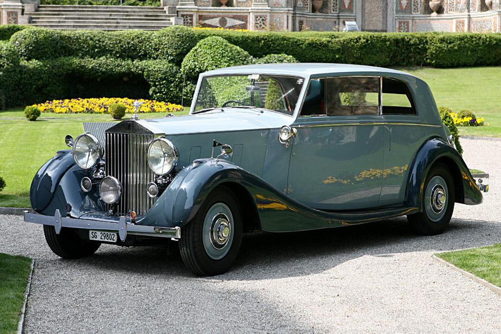 Rolls-Royce Wraith James Young Saloon Coupe    - 2006 Concorso d'Eleganza Villa d'Este