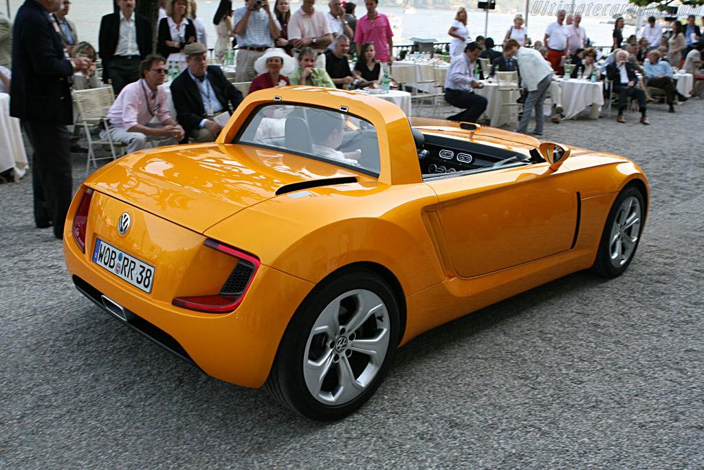 Volkswagen Eco Racer    - 2006 Concorso d'Eleganza Villa d'Este