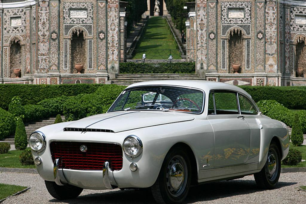 Alfa Romeo 1900 TI Pinin Farina Coupe    - 2007 Concorso d'Eleganza Villa d'Este