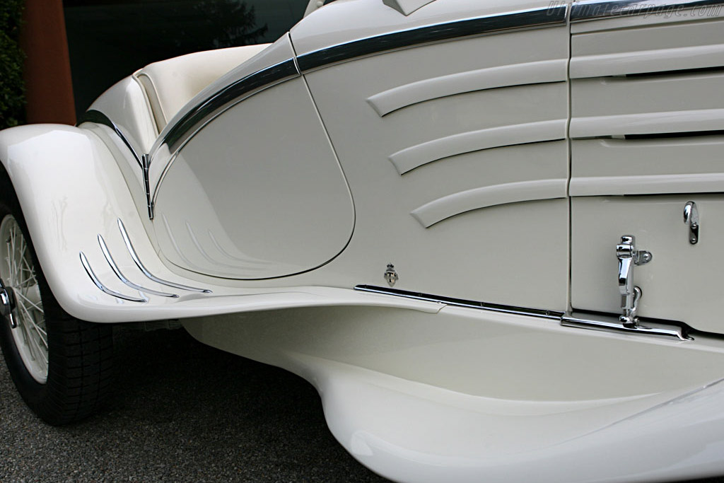 Alfa Romeo 6C 1750 GS Flying Star - Chassis: 10814341   - 2007 Concorso d'Eleganza Villa d'Este