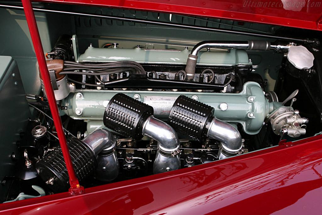Alfa Romeo 6C 2500 S Touring Coupe - Chassis: 915033   - 2007 Concorso d'Eleganza Villa d'Este