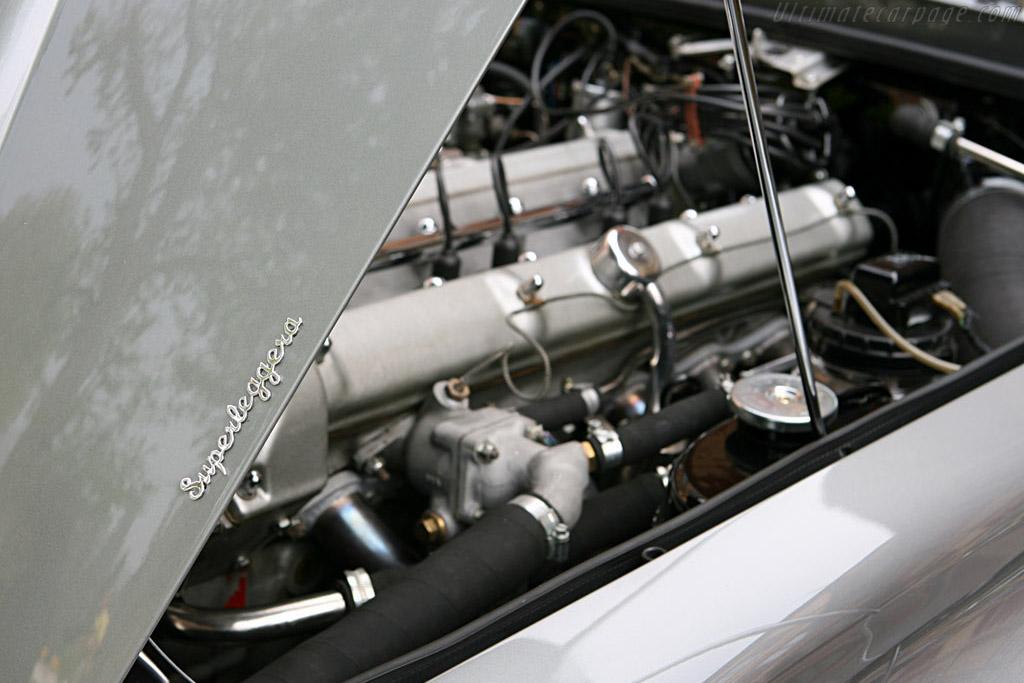 Aston Martin DB4 Convertible    - 2007 Concorso d'Eleganza Villa d'Este