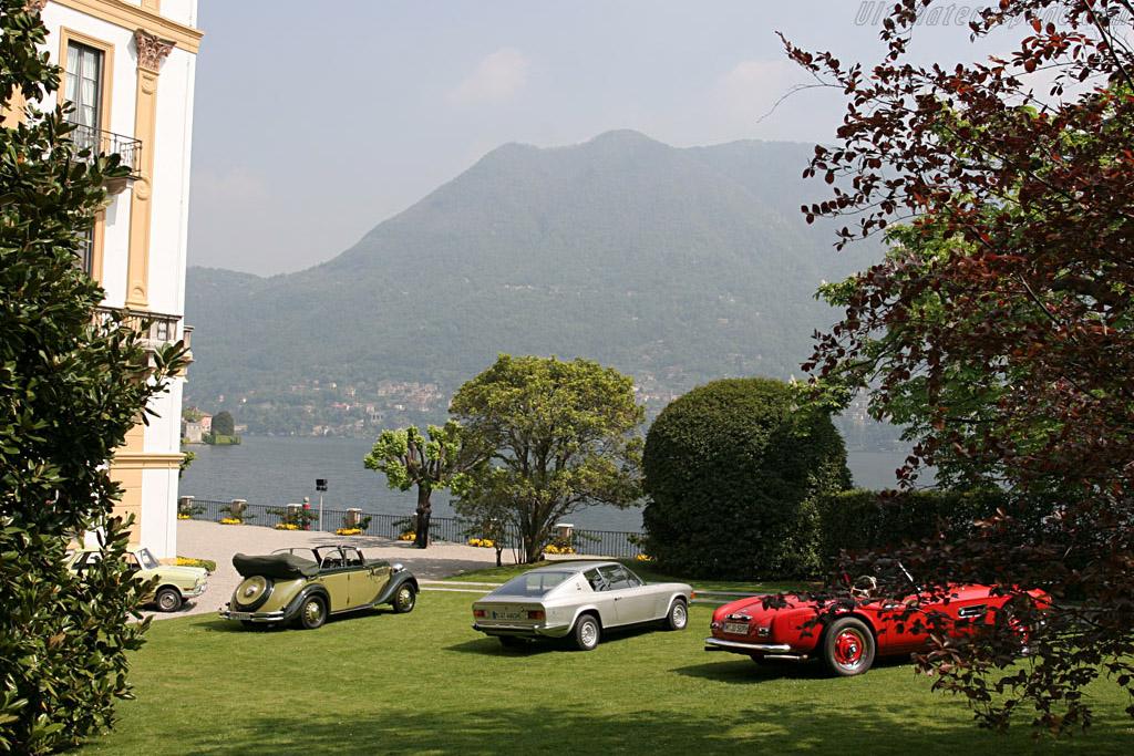 BMW Mobile Tradition    - 2007 Concorso d'Eleganza Villa d'Este