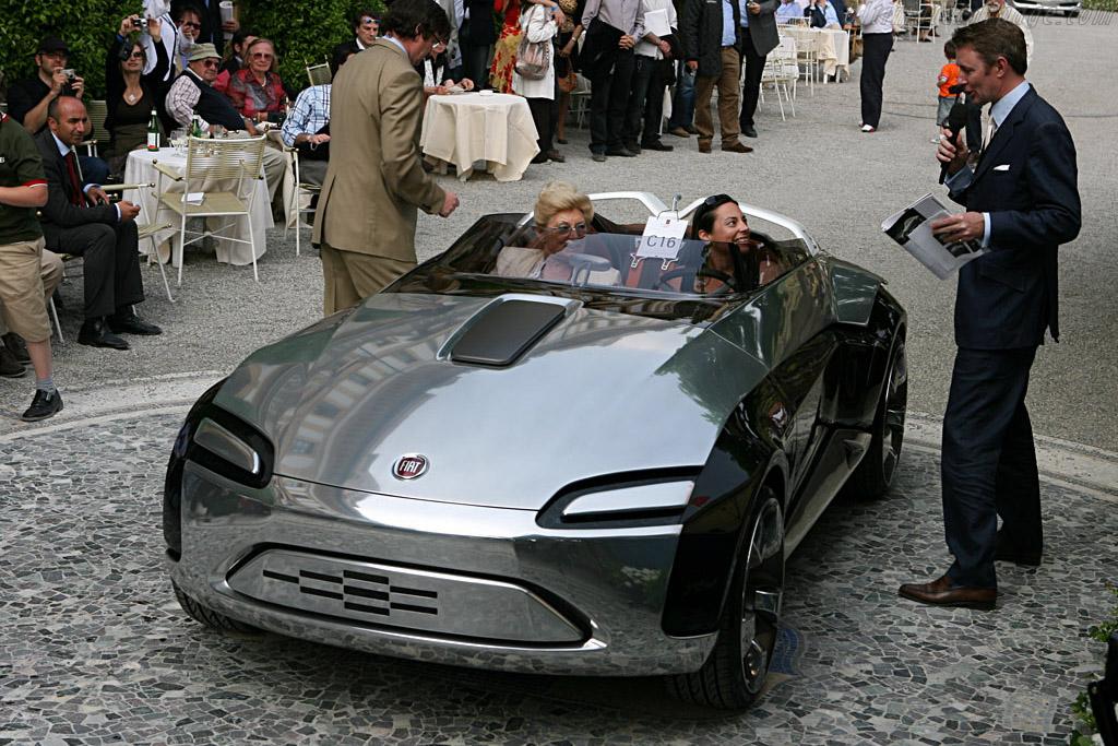 Bertone Barchetta Concept    - 2007 Concorso d'Eleganza Villa d'Este