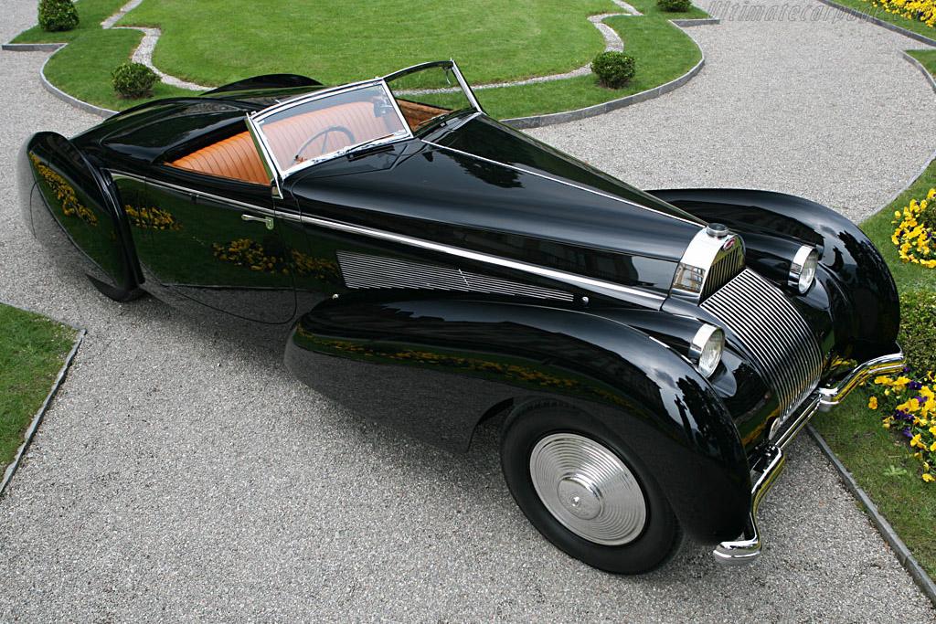 Bugatti Type 57C Voll & Ruhrbeck Cabriolet - Chassis: 57819   - 2007 Concorso d'Eleganza Villa d'Este