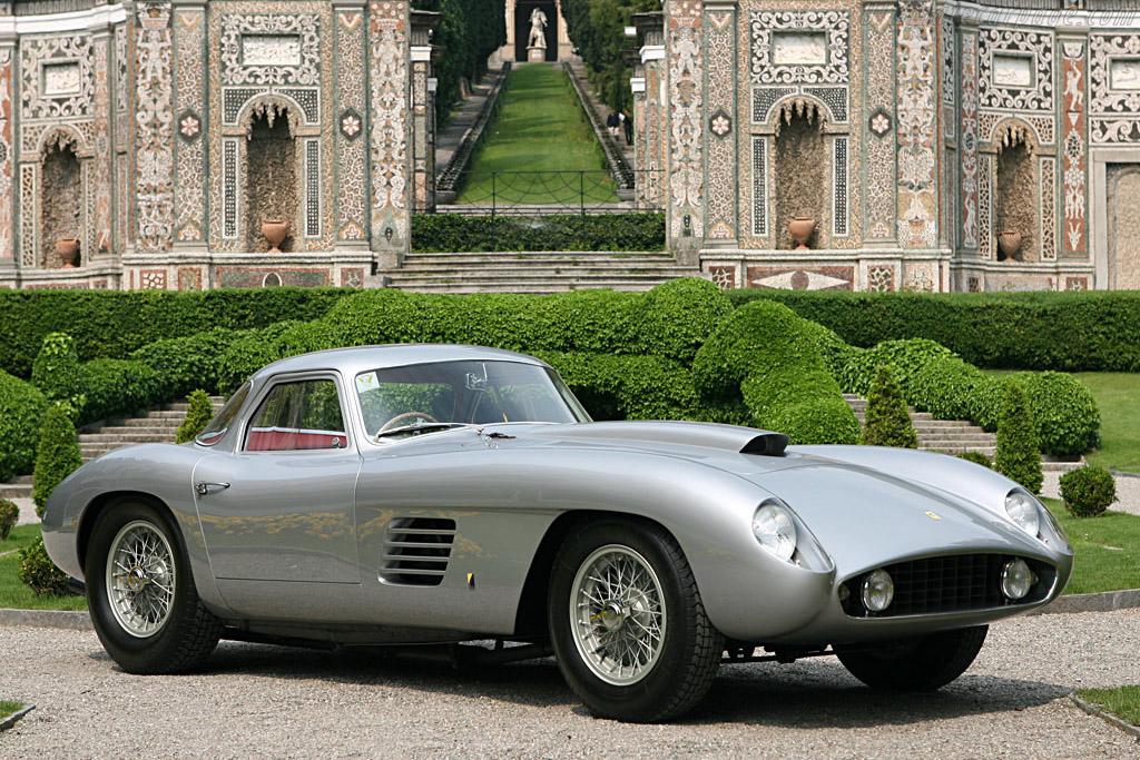 Ferrari 375 MM Scaglietti Coupe - Chassis: 0402AM   - 2007 Concorso d'Eleganza Villa d'Este