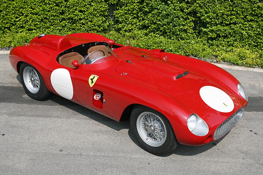 Ferrari 860 Monza - Chassis: 0604M   - 2007 Concorso d'Eleganza Villa d'Este