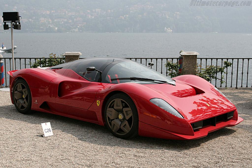 Ferrari P4/5 by Pininfarina - Chassis: 135441   - 2007 Concorso d'Eleganza Villa d'Este