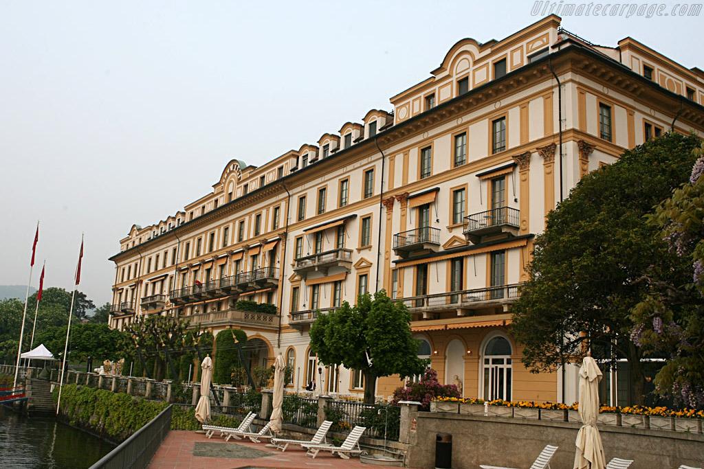 Grand Hotel Villa d'Este    - 2007 Concorso d'Eleganza Villa d'Este