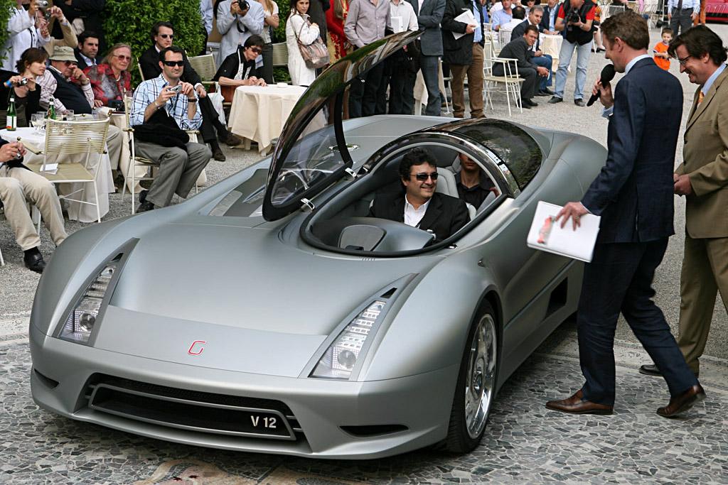 Italdesign Vadho Concept    - 2007 Concorso d'Eleganza Villa d'Este