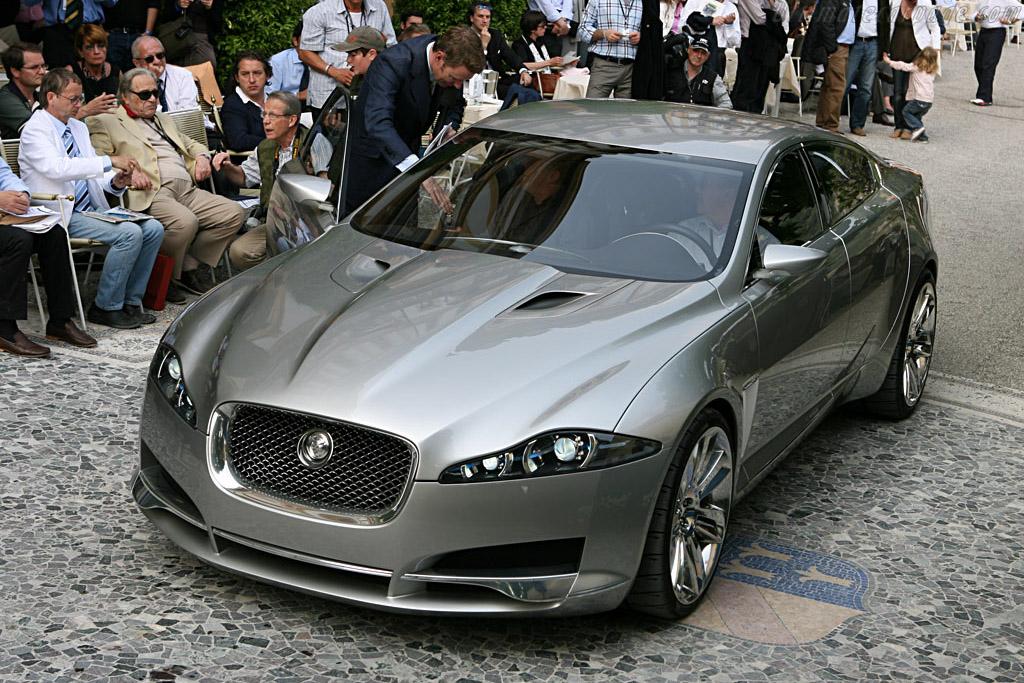 Jaguar C-XF    - 2007 Concorso d'Eleganza Villa d'Este
