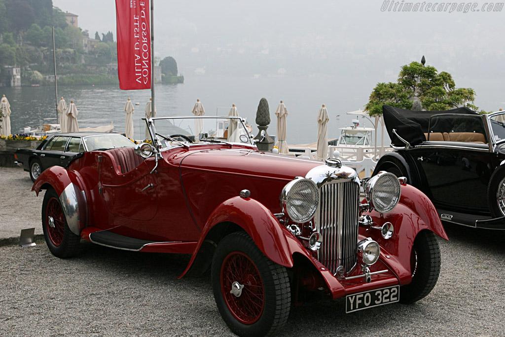 Lagonda LG45 Rapide Tourer    - 2007 Concorso d'Eleganza Villa d'Este