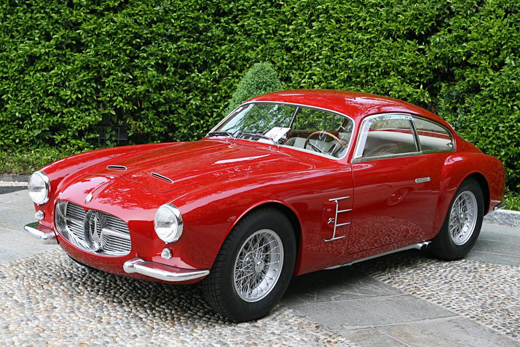 Maserati A6G/54 Zagato Coupe    - 2007 Concorso d'Eleganza Villa d'Este