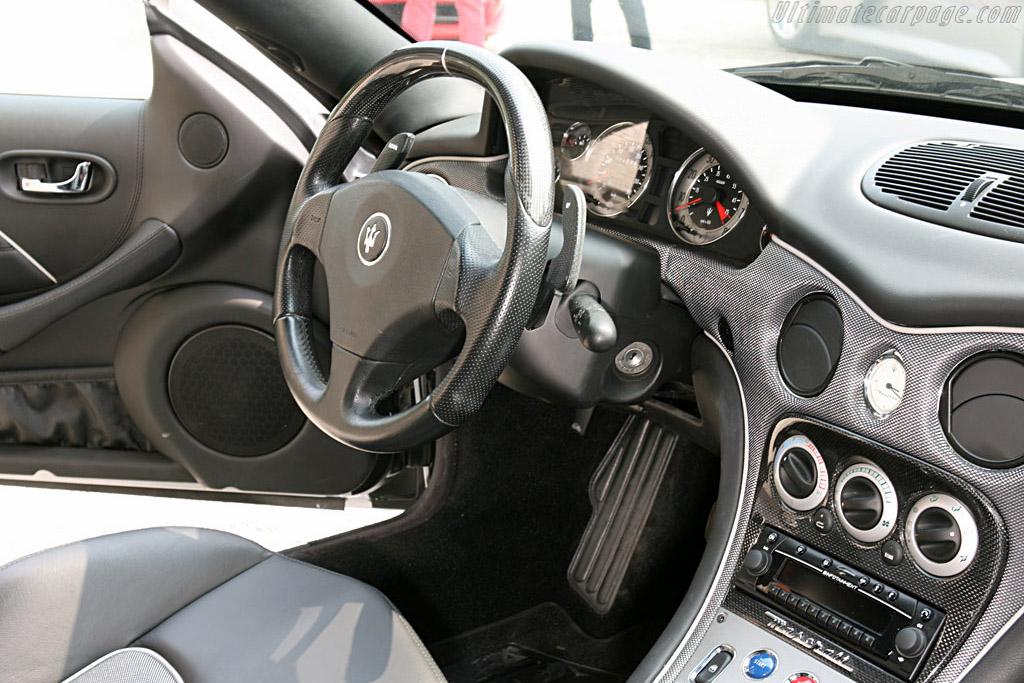 Maserati GS Zagato Coupe    - 2007 Concorso d'Eleganza Villa d'Este