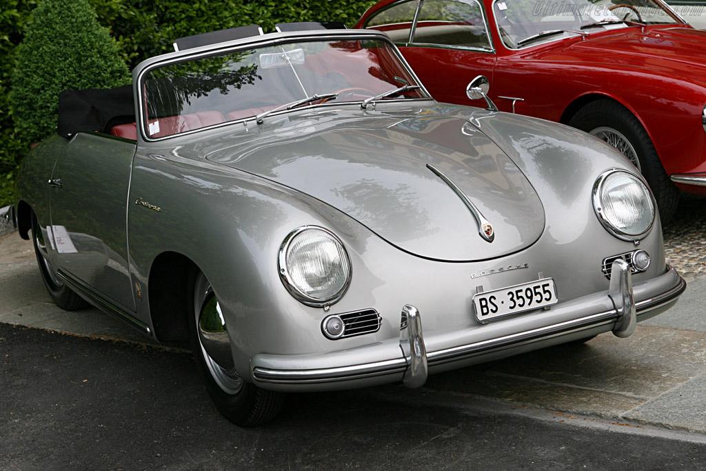Porsche 356 Continental Super    - 2007 Concorso d'Eleganza Villa d'Este