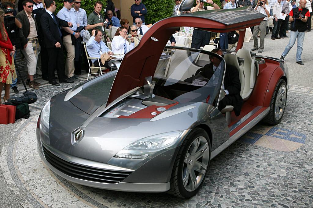Renault Nepta Concept    - 2007 Concorso d'Eleganza Villa d'Este