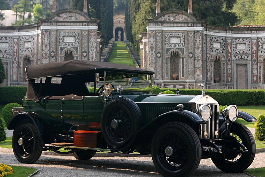 Rolls-Royce Phantom I Grosvenor Open Tourer    - 2007 Concorso d'Eleganza Villa d'Este