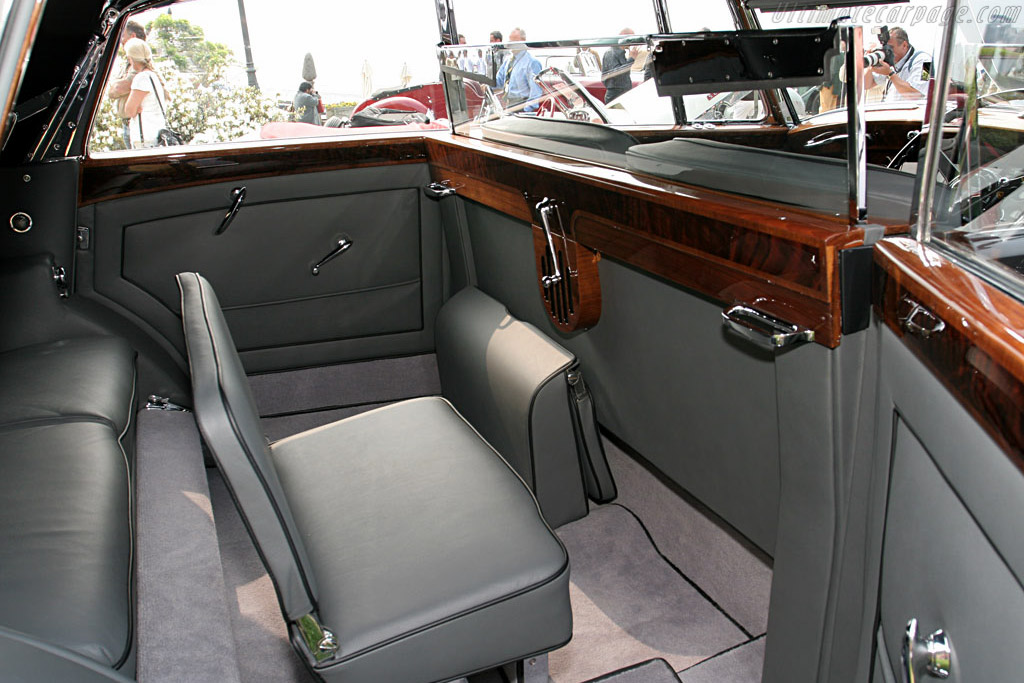 Rolls-Royce Phantom III 4-Door Convertible - Chassis: 3DL56   - 2007 Concorso d'Eleganza Villa d'Este