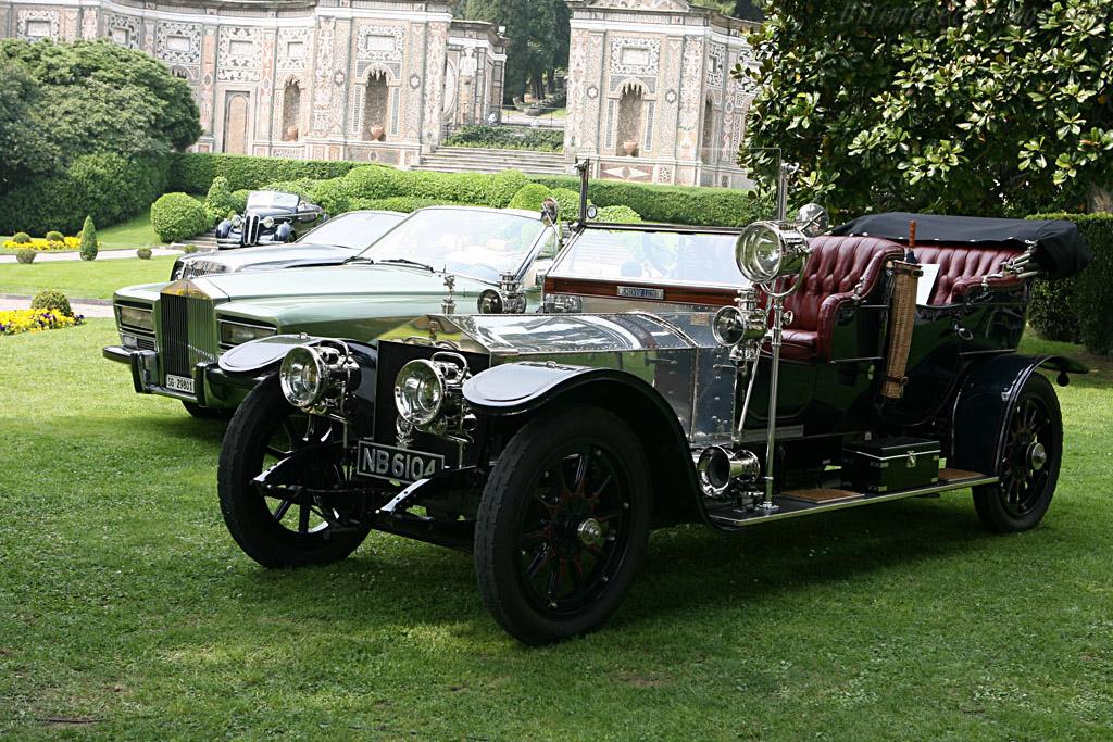 Rolls-Royce Silver Ghost    - 2007 Concorso d'Eleganza Villa d'Este