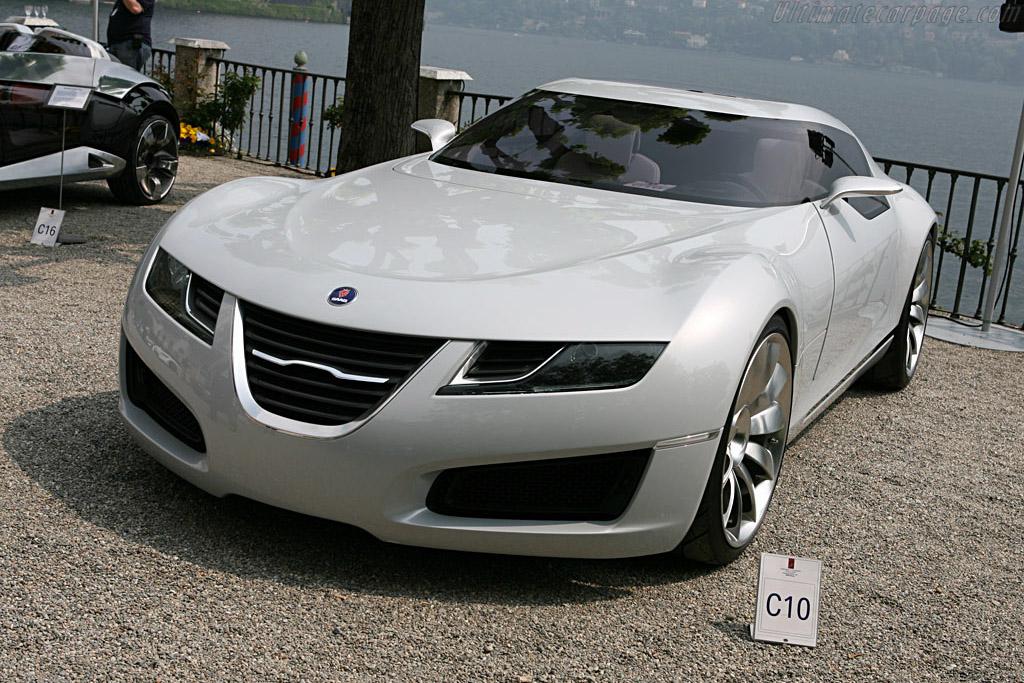 Saab Aero-X Concept    - 2007 Concorso d'Eleganza Villa d'Este