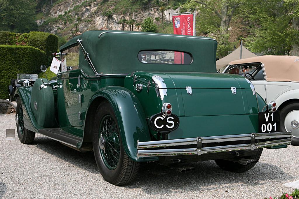 Tatra 80 Sport Cabriolet    - 2007 Concorso d'Eleganza Villa d'Este