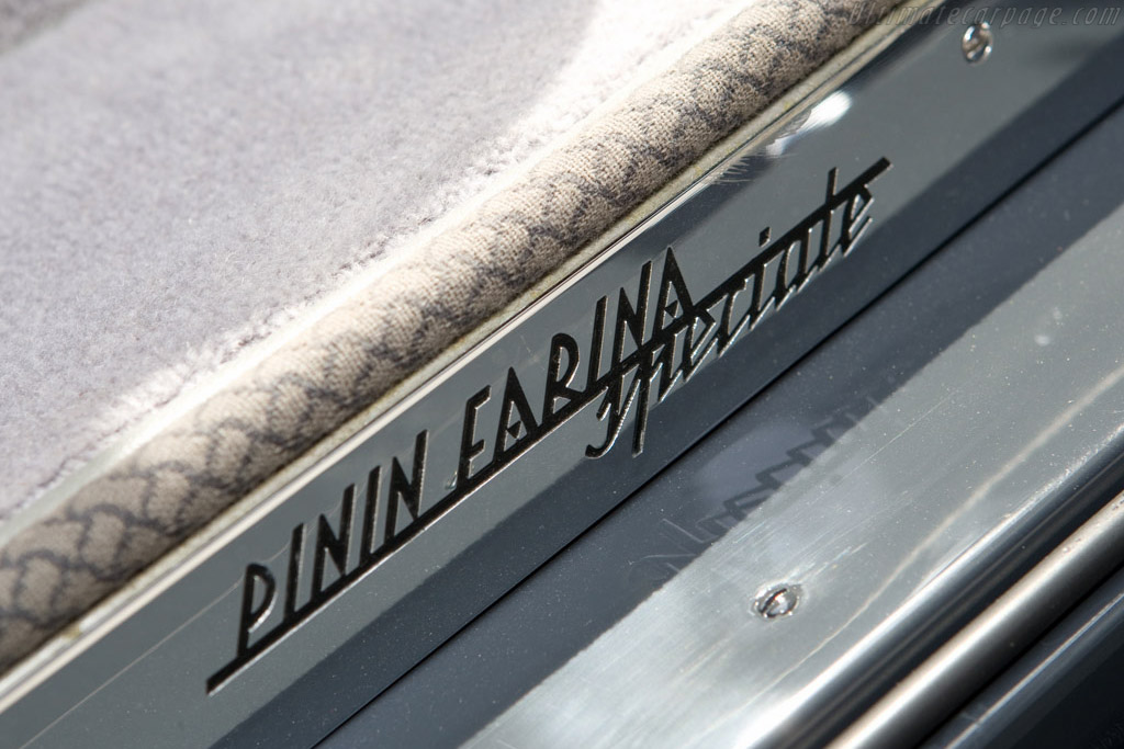 Alfa Romeo 6C 2300 B Pescara Pinin Farina Coupe - Chassis: 813812   - 2008 Concorso d'Eleganza Villa d'Este