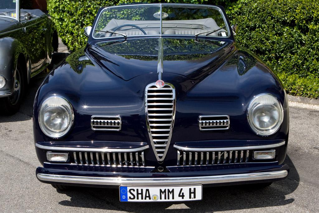 Alfa Romeo 6C 2500 SS Pinin Farina Cabriolet - Chassis: 915809   - 2008 Concorso d'Eleganza Villa d'Este