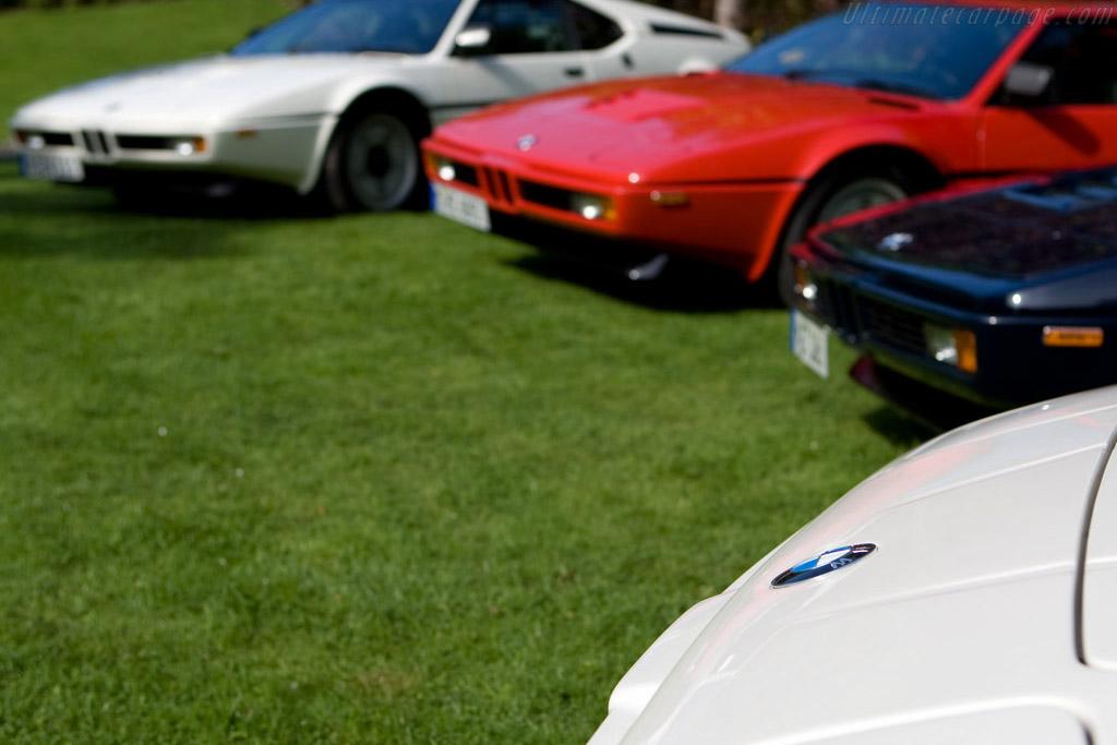 BMW M1    - 2008 Concorso d'Eleganza Villa d'Este