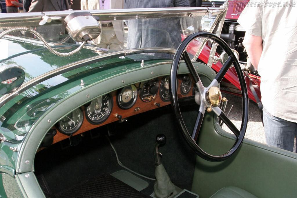 Bentley 3 Litre Tourer    - 2008 Concorso d'Eleganza Villa d'Este