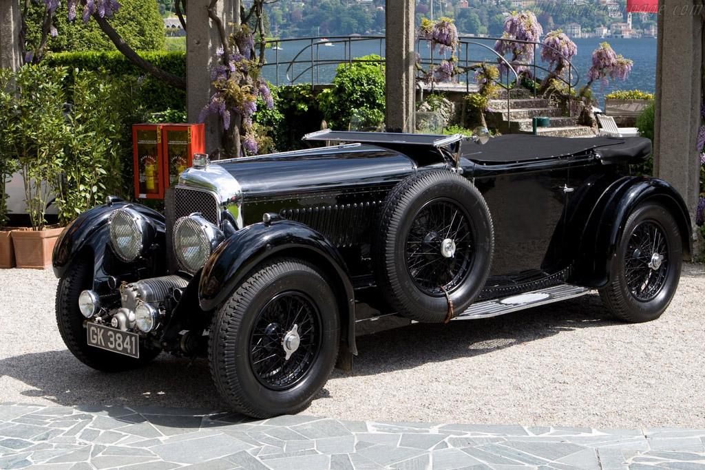 Bentley 4.5 Litre 'Blower' Vanden Plas Tourer - Chassis: SM3920   - 2008 Concorso d'Eleganza Villa d'Este
