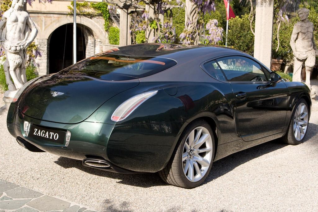 Bentley Continental GT Zagato Coupe    - 2008 Concorso d'Eleganza Villa d'Este