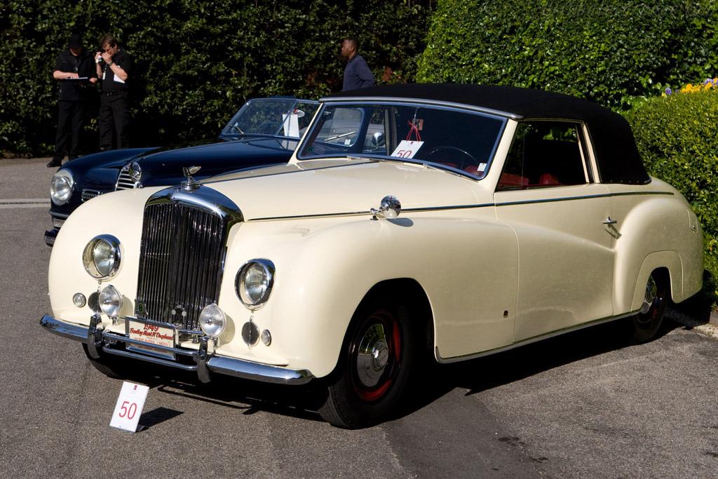 Bentley Mark VI Worblaufen Cabriolet    - 2008 Concorso d'Eleganza Villa d'Este
