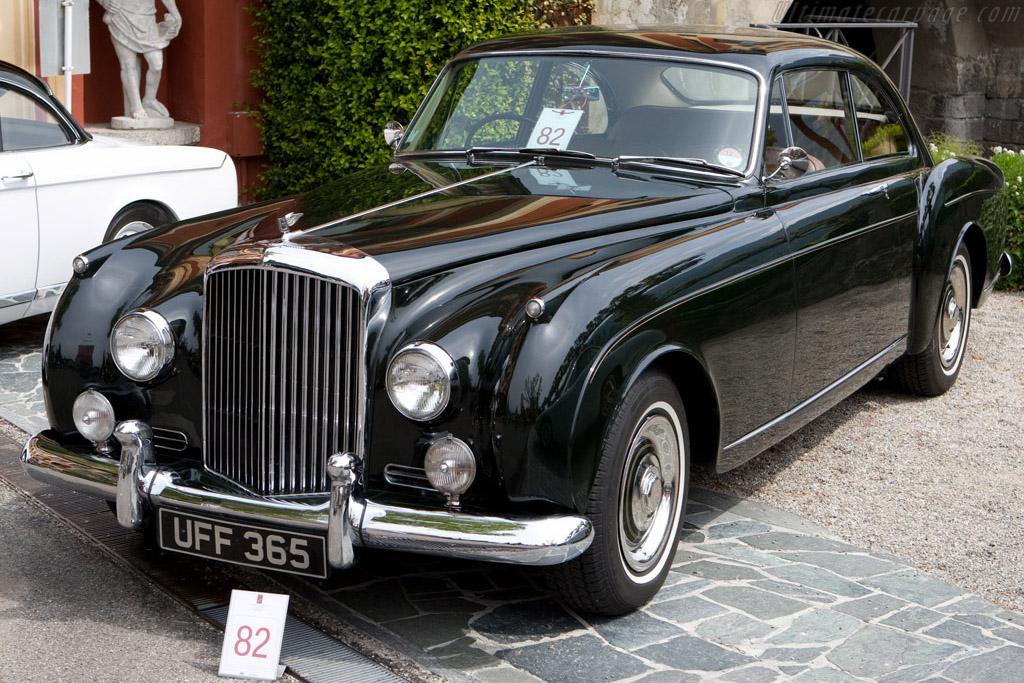 Bentley S1 Continental Mulliner Saloon    - 2008 Concorso d'Eleganza Villa d'Este